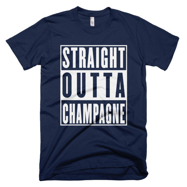 Straight Outta Champagne Tee