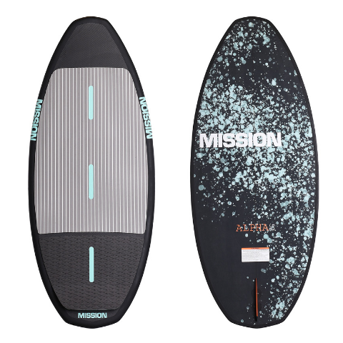 MISSION ALPHA Wakesurfing Board