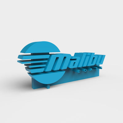 Boat Brands - 3D Printable Model