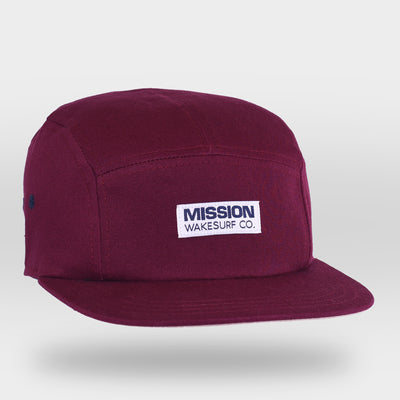 MISSION Wakesurf Co. Hat :: Low-Profile :: MISSION Boat Gear