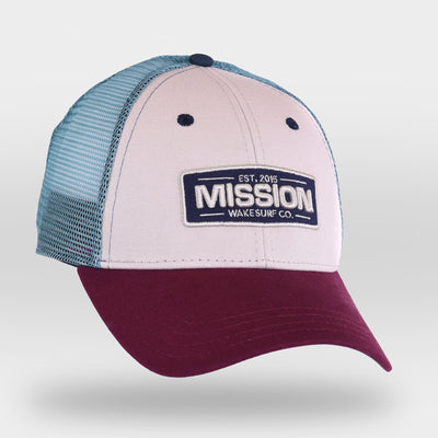 MISSION WakeSurf Co. Hat :: MISSION Boat Gear