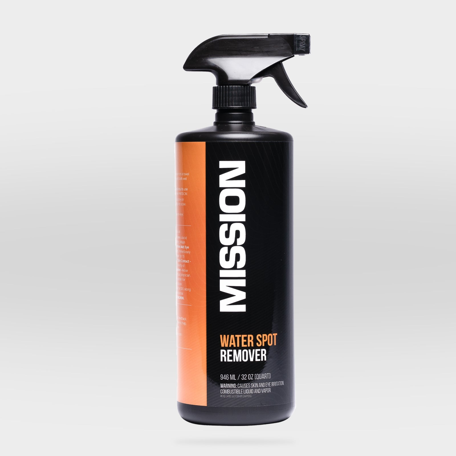 MISSION :: Water Spot Remover