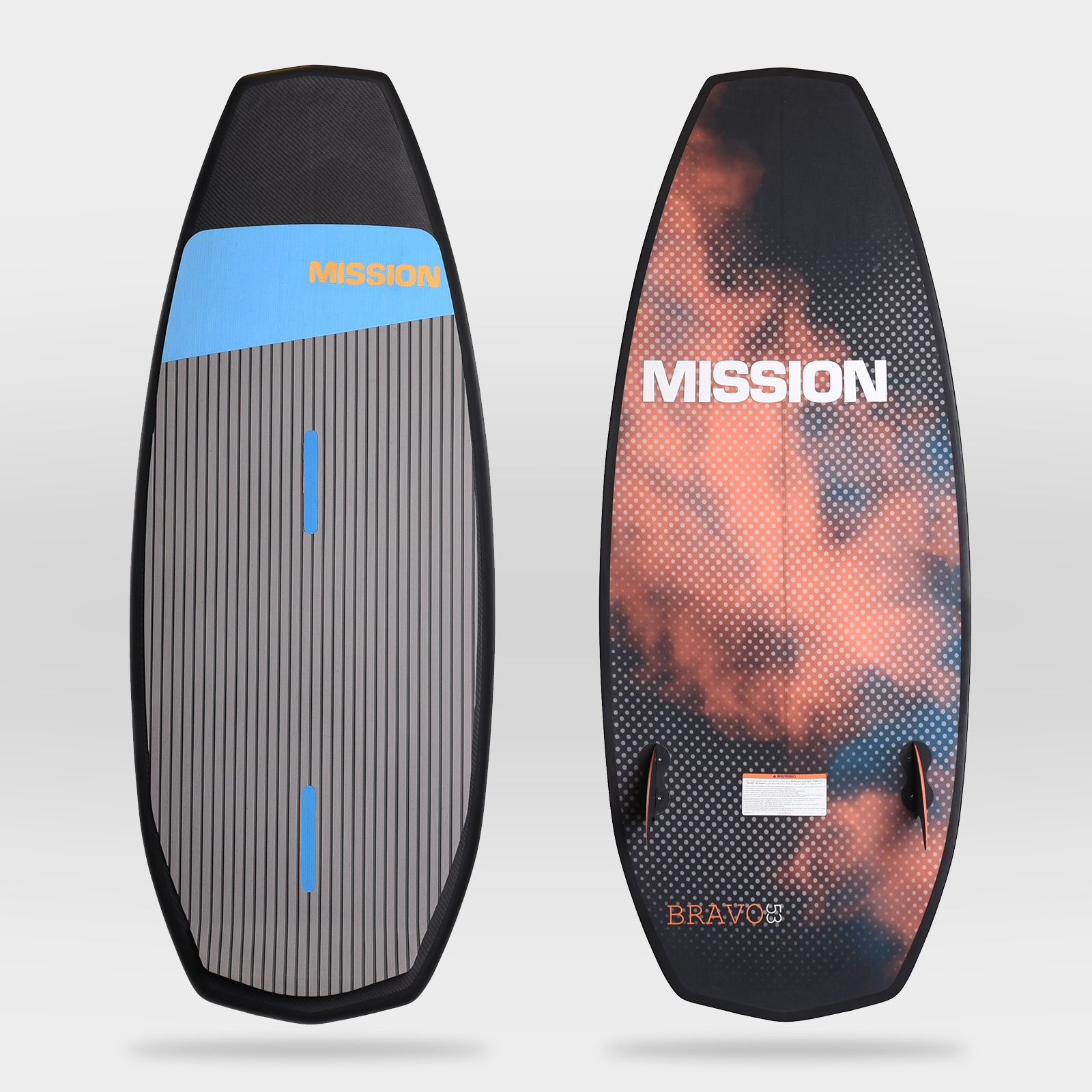 BRAVO :: Surf-style board :: MISSION Boat Gear