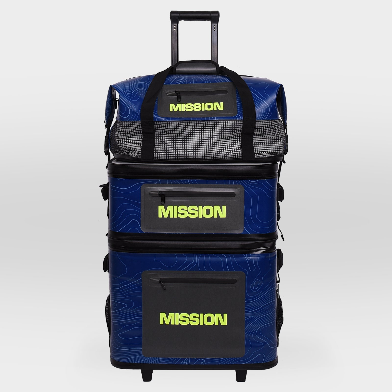 MISSION HYDRA Stacking Cooler