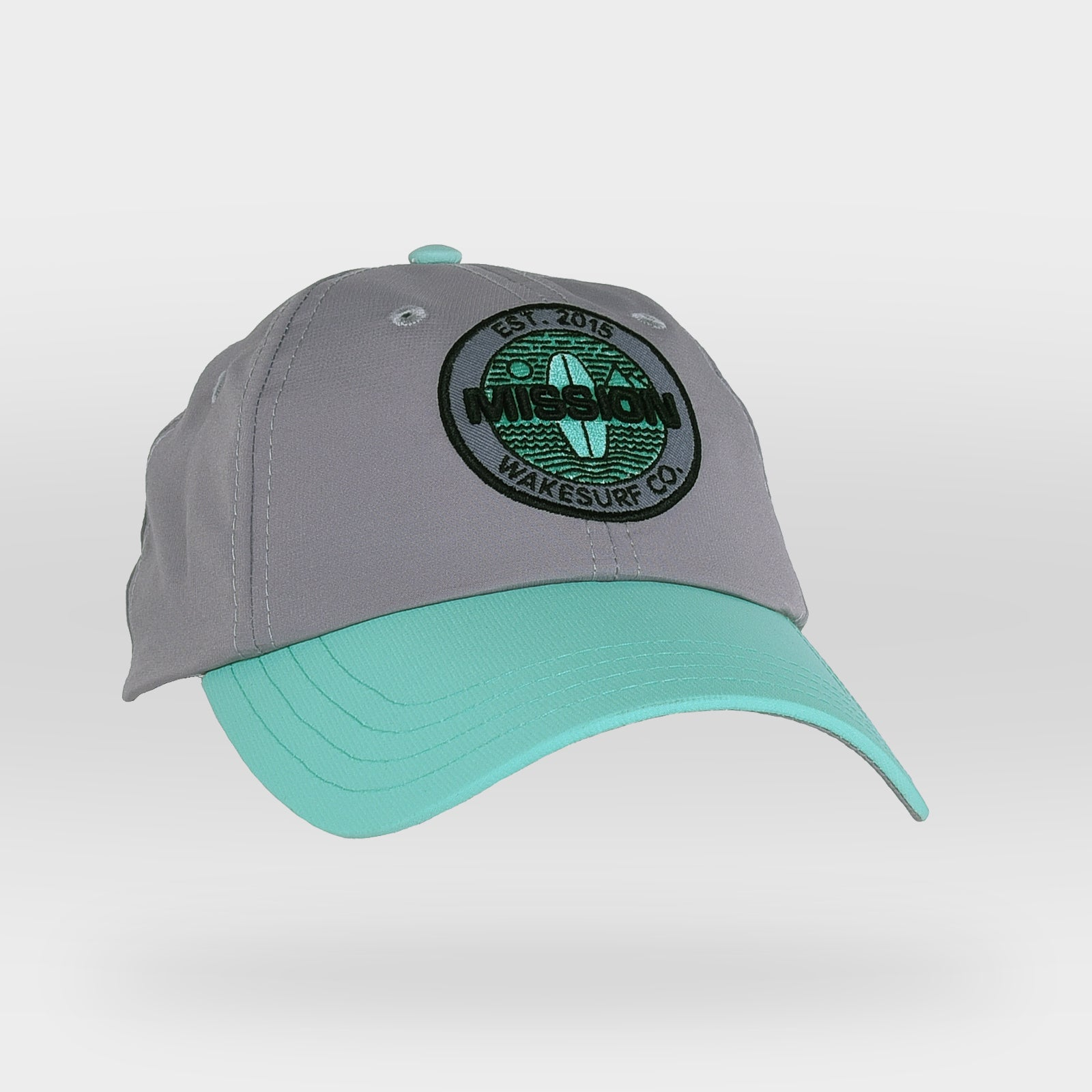 MISSION WakeSurf Co. Hat :: 6 Panel
