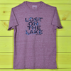 TEES :: Lost on the Lake T-shirt :: MISSION Boat Gear