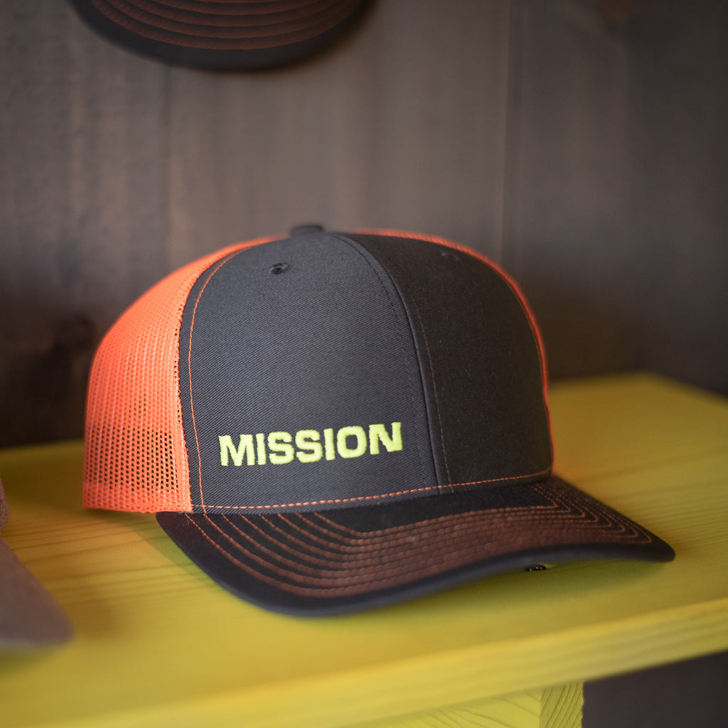MISSION :: Snapback Hats :: MISSION Boat Gear