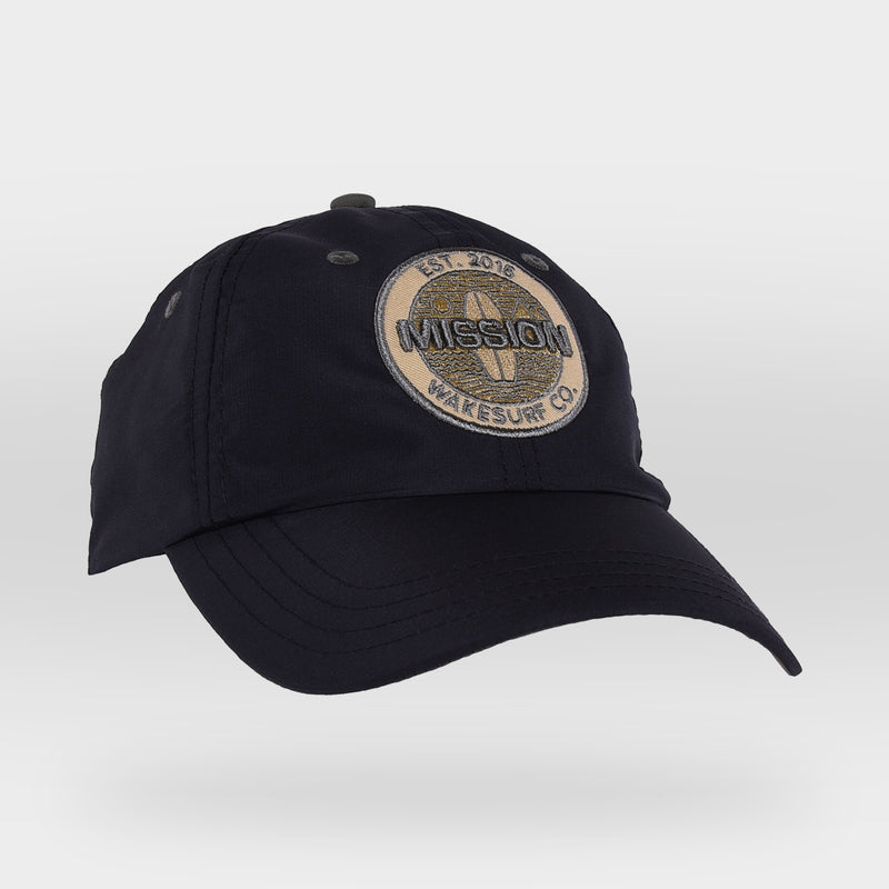 MISSION WakeSurf Co. Hat :: 6 Panel [Small]