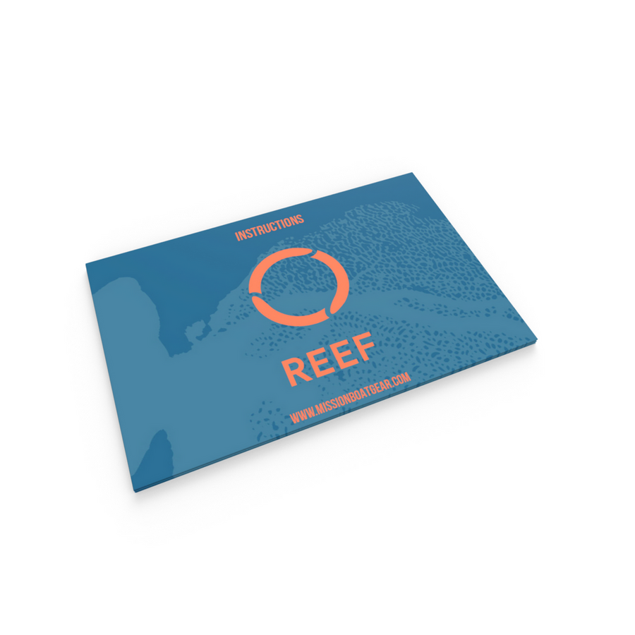 RFPT-001 (REEF mat instruction set)