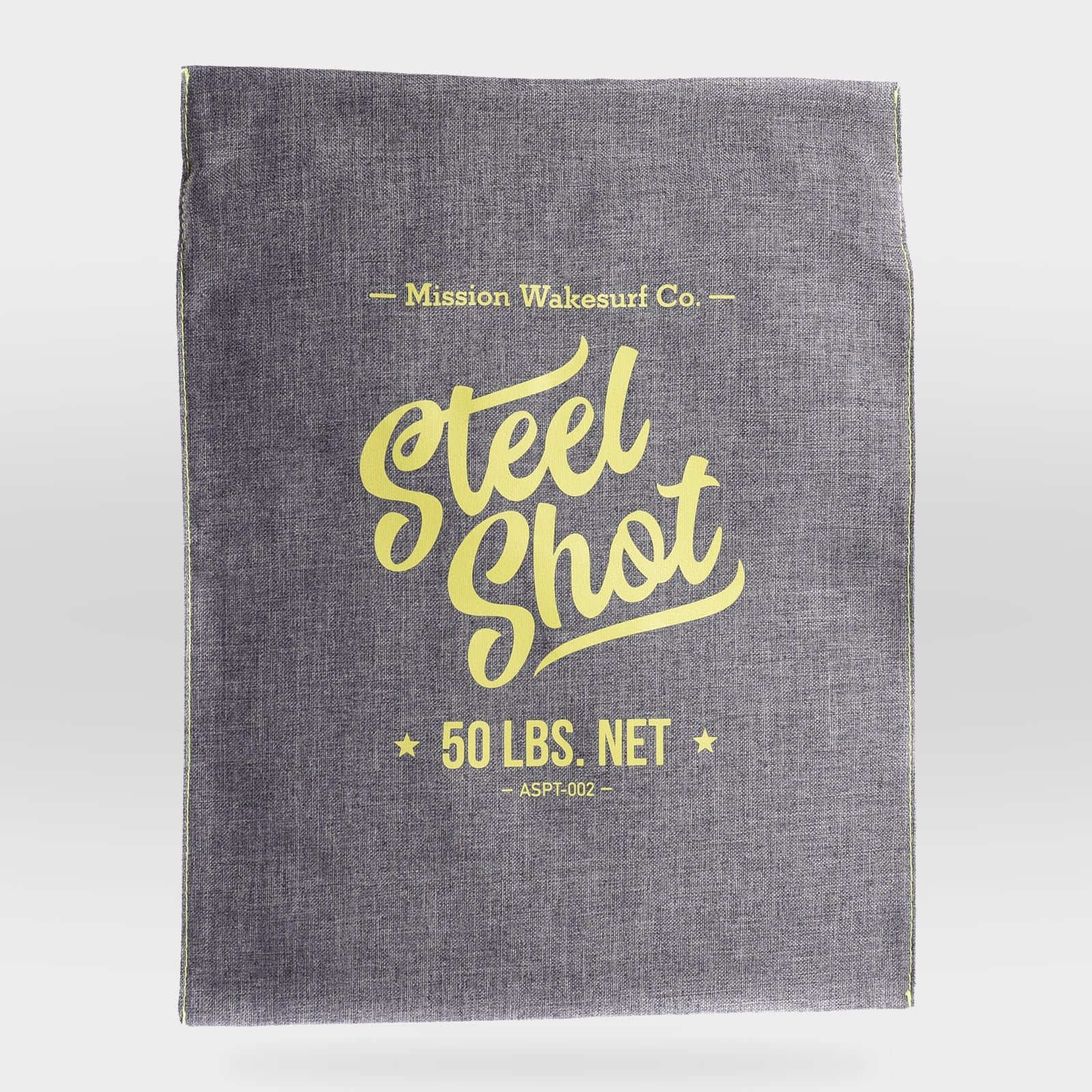 MISSION steel shot ATLAS ballast bag jute fiber bag liner