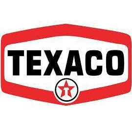 Texaco Tin Signs