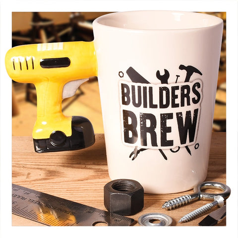 Builders Brew Mug-Mr Revhead