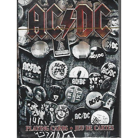ACDC Playing Cards-Mr Revhead