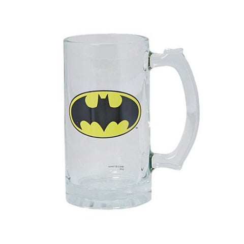 Batman Beer Glass-mightymoo