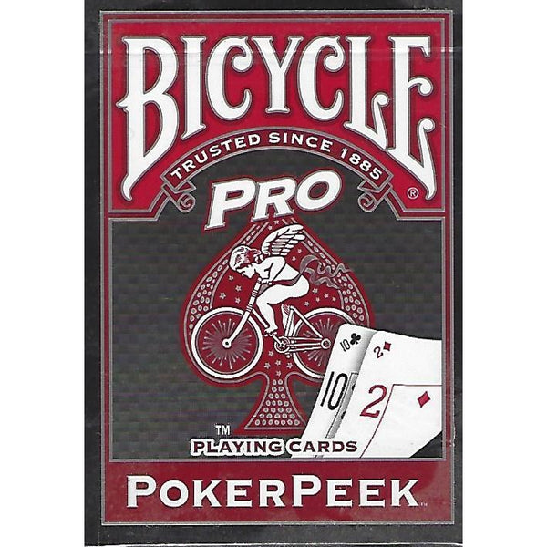 Bicycle Pro Playing Cards-Mr Revhead