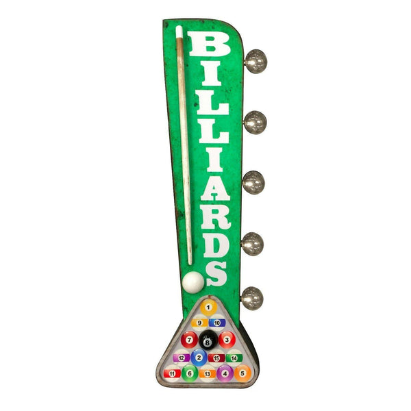 Billiards Double Sided LED Light Sign-Mr Revhead