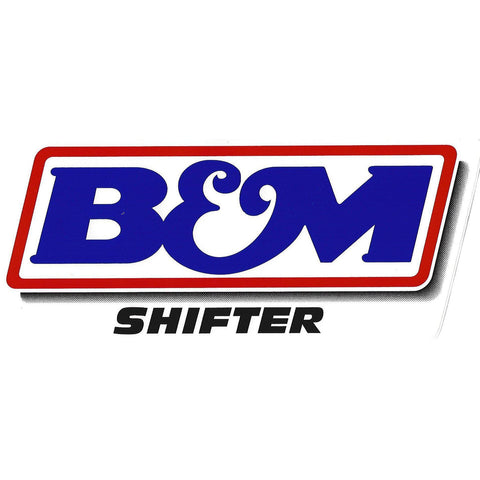 B&M Shifter Sticker / Decal-Mr Revhead