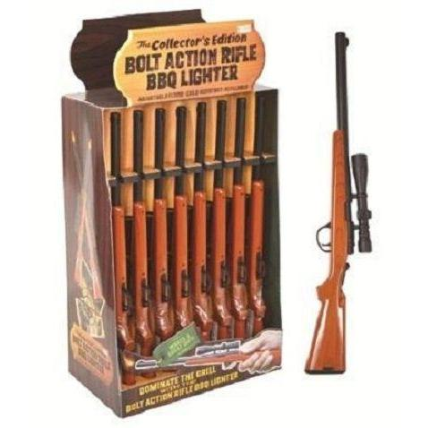 Bolt Action Rifle BBQ & Utility Lighter-mightymoo