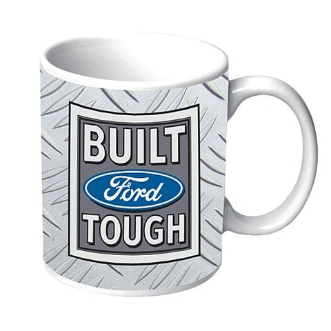 Built Tough Ford Mug-Mr Revhead