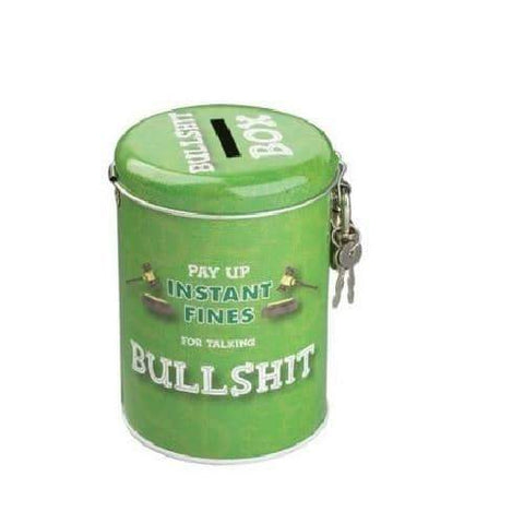 Bullshit Money Tin-mightymoo