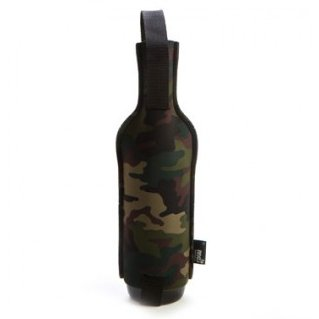 Camouflage Wine Cooler Tote Bag-mightymoo