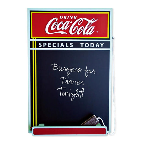 Coca Cola Chalk Board-Mr Revhead