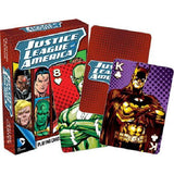 DC Comics Justice League of America Playing Cards-Mr Revhead