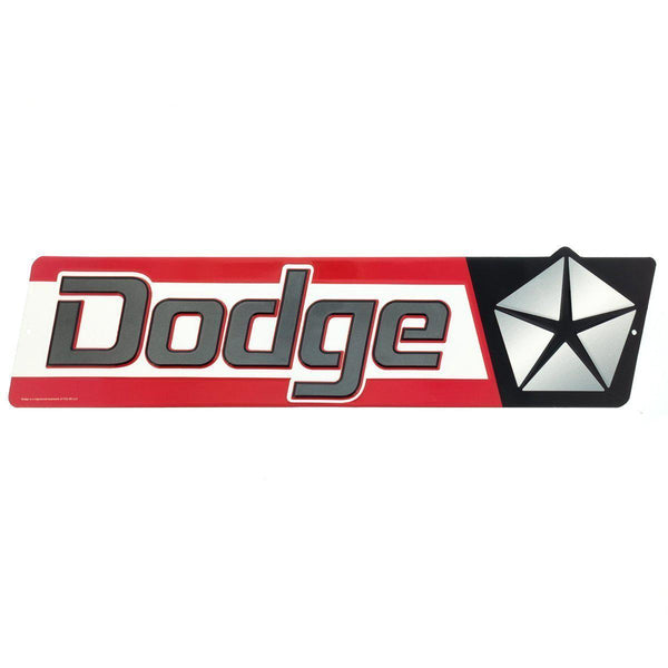 Dodge Tin Sign-Mr Revhead