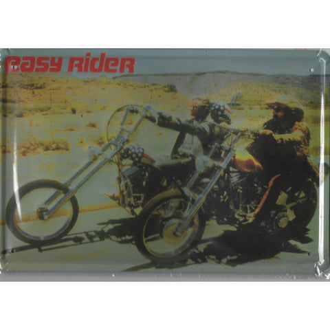 Easy Rider Tin Sign-Mr Revhead