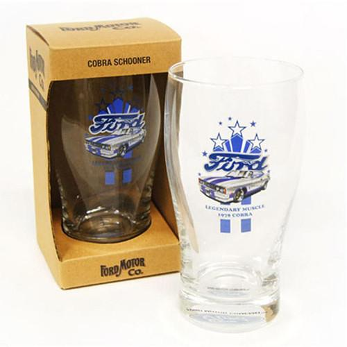 Ford Cobra Schooner Glass-Mr Revhead