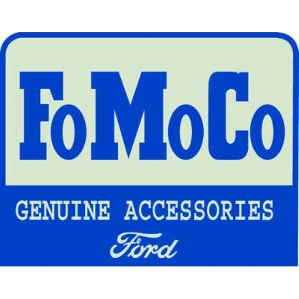 Ford Motor Co FoMoCo Geniune Accessories Tin Sign-Mr Revhead