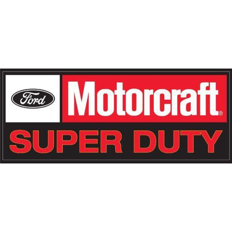 Ford Motorcraft Super Duty Tin Sign-Mr Revhead