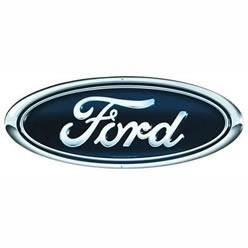 Ford Oval Tin Sign-Mr Revhead
