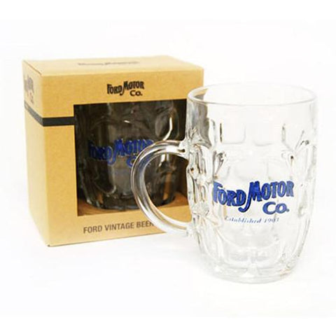 Ford Vintage Beer Mug-mightymoo