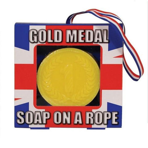 Gold Medal Soap On The Rope-mightymoo