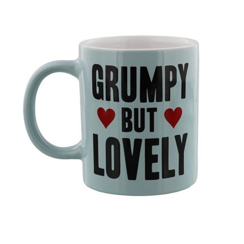 Grumpy but Lovely Mug-Mr Revhead