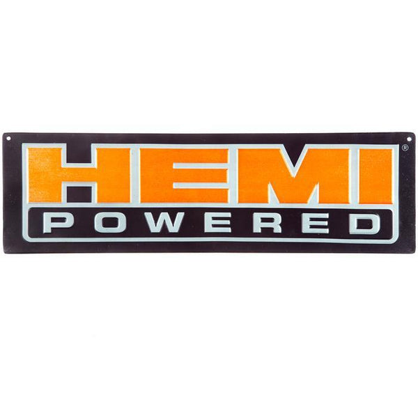Hemi Products Embossed Tin Sign-Mr Revhead