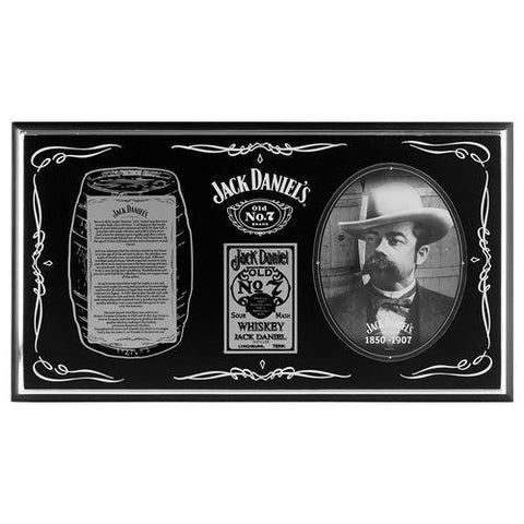 Jack Daniel's Collectable Barrel Plaque-Mr Revhead