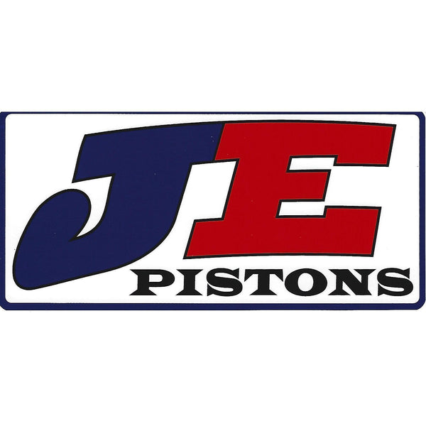 JE Pistons Decal / Sticker-Mr Revhead
