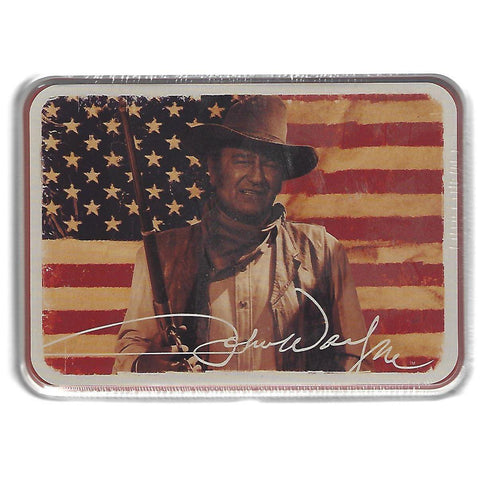John Wayne Playing Cards Tin Set-Mr Revhead