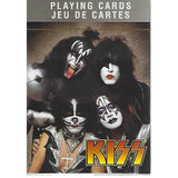 Kiss The Rock Band Playing Cards-Mr Revhead