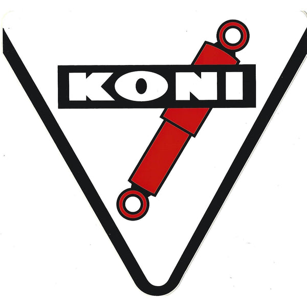 Koni Shocks Decal / Sticker-Mr Revhead