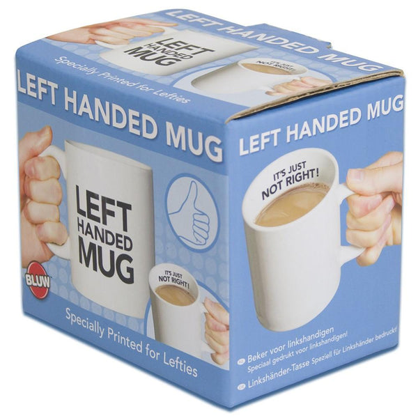 Left Handed Mug-Mr Revhead