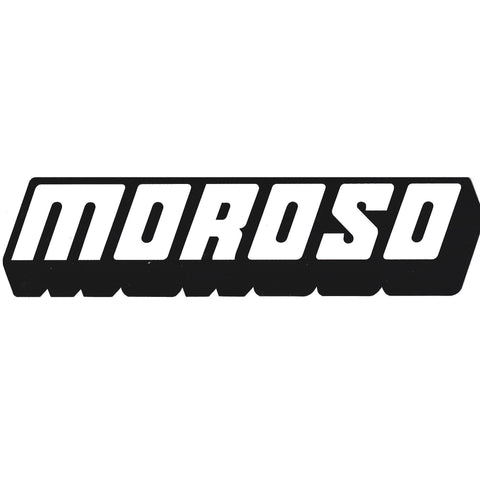 Moroso Decal / Sticker-Mr Revhead