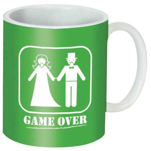 Mug Game Over-Mr Revhead