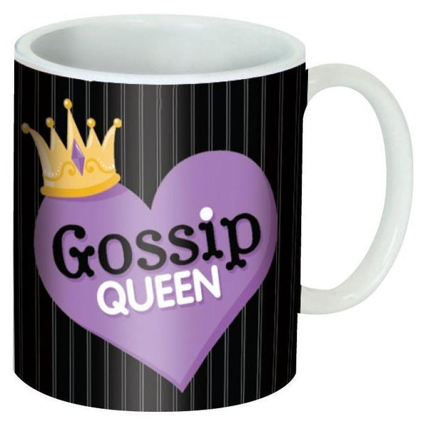Mug Gossip Queen-Mr Revhead