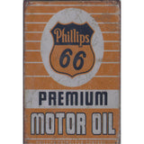 Phillips Oil Tin Sign-Mr Revhead