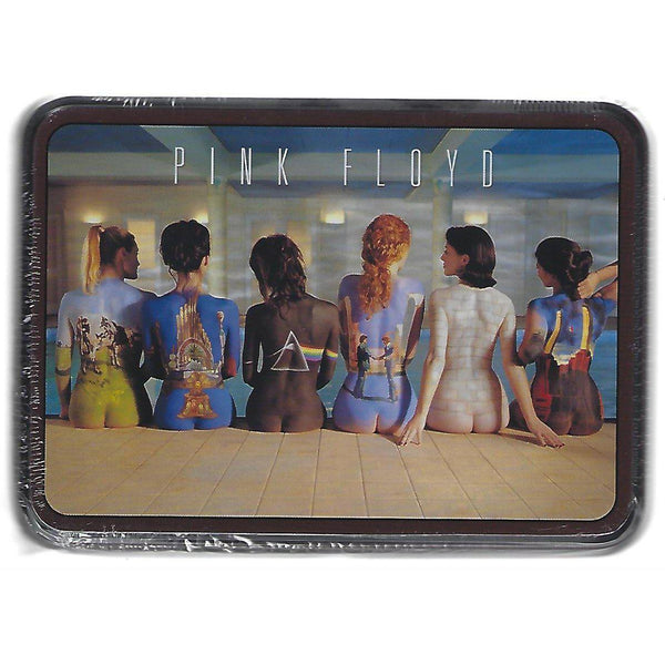 Pink Floyd Playing Cards Tin Set-Mr Revhead