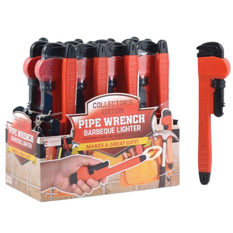 Pipe Wrench BBQ & Utility Lighter-mightymoo