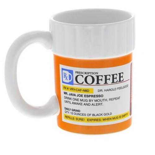 Prescription Coffee Mug-Mr Revhead